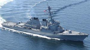 Tàu chiến Mỹ thách thức Trung Quốc gần quần đảo Hoàng Sa
