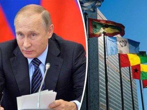 Ông Putin bất ngờ không tham dự Đại hội đồng Liên Hợp Quốc