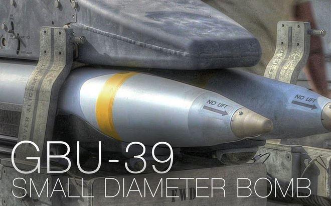 Bom lượn - Vũ khí tấn công chính xác cao vô cùng lợi hại